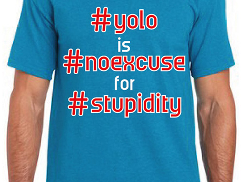 yolo-is-no-excuse-t-shirt