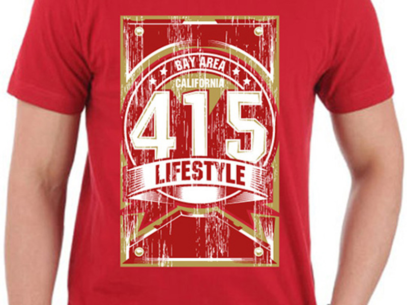 bay-area-california-415-life-style-red-tshirt